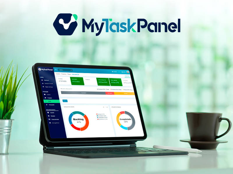 guía de uso de MyTaskPanel